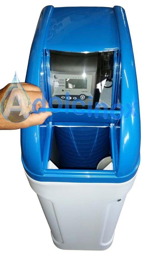 Addolcitore Acqua Automatico Cabinato 255/760 Lt20 Di Resina Ad Uso Domestico • EUR 609,00 ...