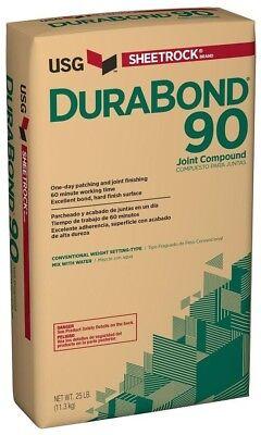 Sheetrock 381630 Durabond 90 Joint Compound, 25 Lb, 130 -