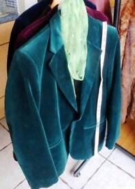 Vintage Velvet Jackets