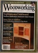 Popular Woodworking Magazine