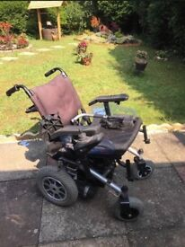 Rascal P200 Electric Mobility Wheelchair Needs Batteries