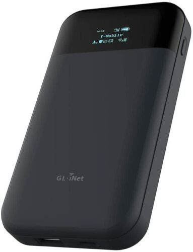 GL.iNet Battery Powered GL-E750 (MUDI) 4G LTE OpenWrt VPN Router w/EP06-A Module