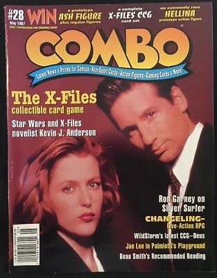 Combo Non-Sport Price Guide #28 The X-Files Cover May 1997