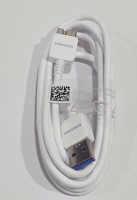 Samsung OEM Original USB 3.0 Data Sync Charger Cable 5 ft for Galaxy Note 3 S5
