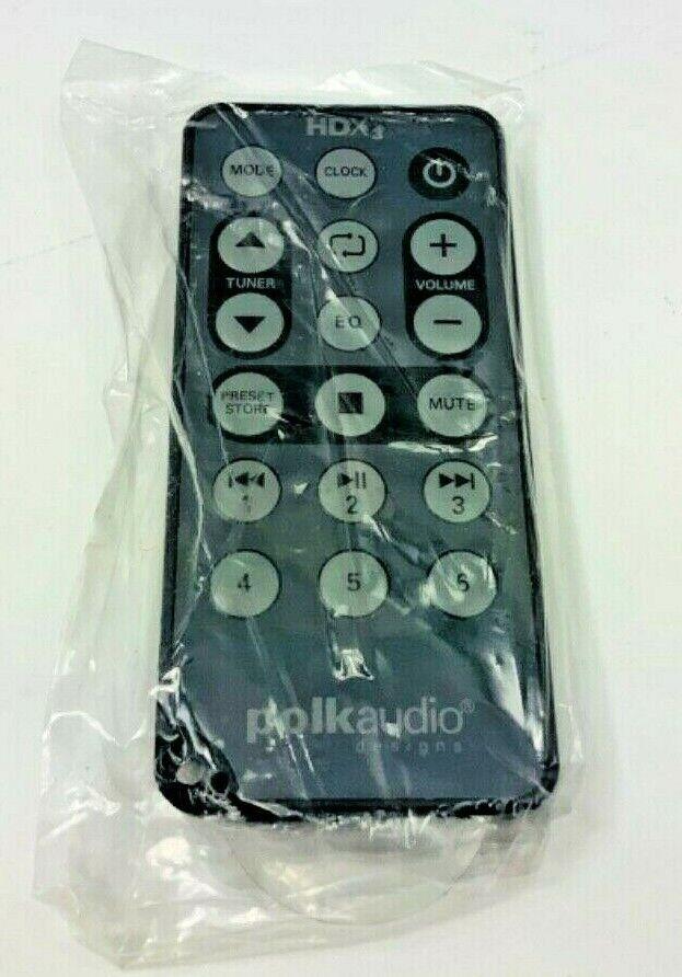 polk audio universal remote control for mini