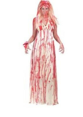 Prom Nightmare Costume (Prom Nightmare Halloween Famcy Dress)