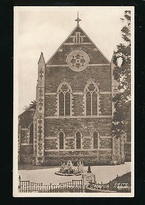 Gloucestershire Glos CINDERFORD St Stephen's Church c1920/30s? PPC by Frith