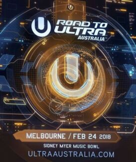 Road to Ultra Australia