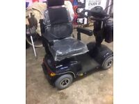 Mobility scooter, used twice, cost £2900 brand new, my grandad tried it out and didn't like it..