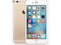 iPhone 6 gold 16gb unlocked in good condition