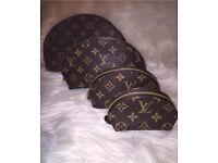 Louis Vuitton pouches