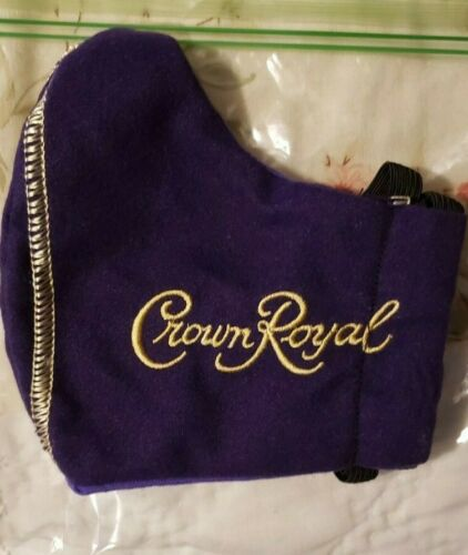 Crown Royal Face Mask