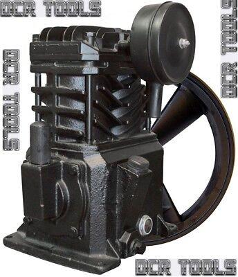 Campbell Hausfeld VT4923 3Hp Cast Iron Air Compressor Pump + Flywheel VT470000KB