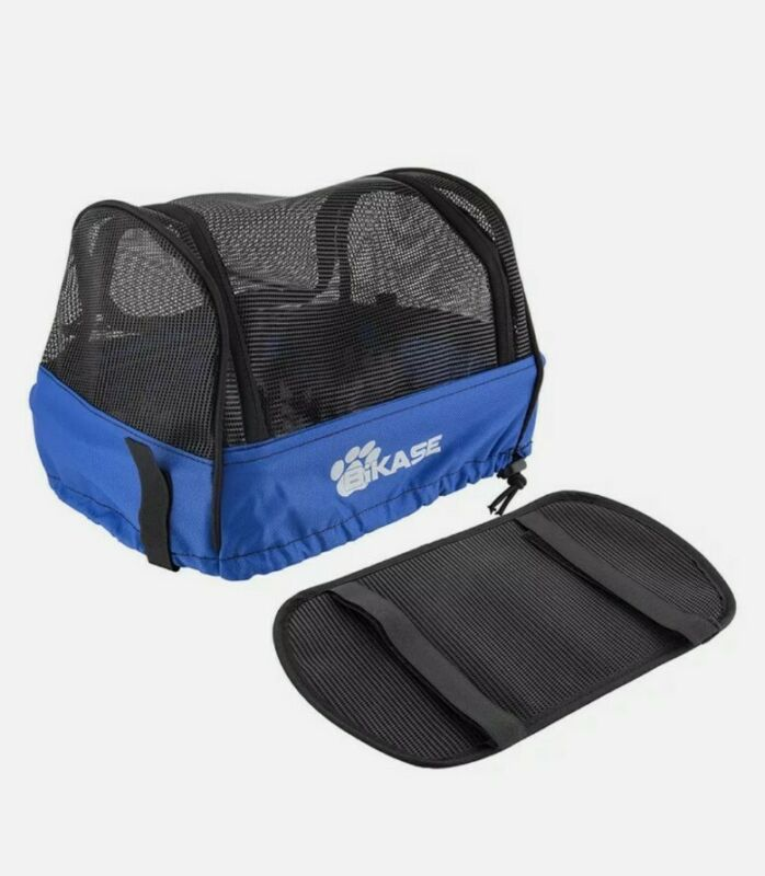 Bikase Pet Basket Cover for Bessie Basket  Includes Cover and Pad As Shown