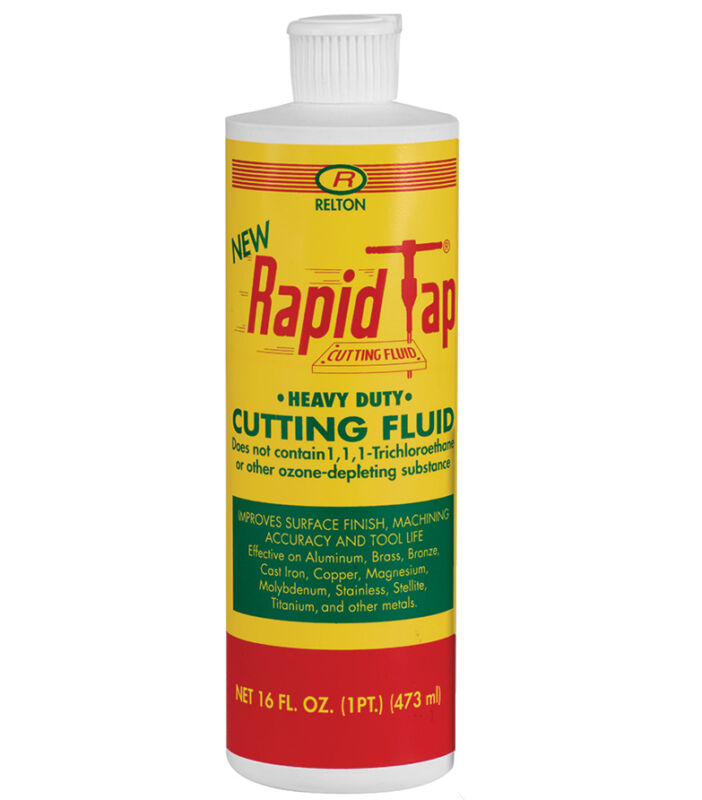 RELTON PNT-NRT Rapid Tap Cutting and Drilling Fluid, 16 oz.