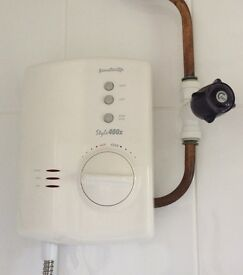 Used Electric Shower in very good working condition