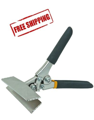 """6"""" Hand Seamer For Clean & Accurate Angle Bends in Sheet Metal Free Shipping"""