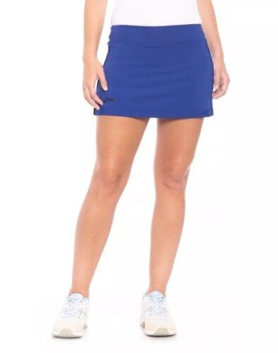 $48 ASICS Tennis Attacker Skort Women's Size XL Blue NWT F