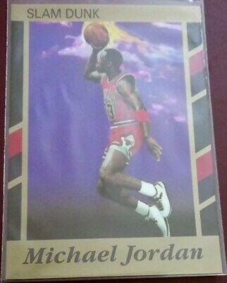 Slam Dunk Cards #6 Michael Jordan