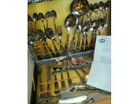 Original Antique cutlery silver