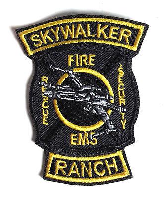 Star Wars Skywalker Ranch Fire/Security/EMS  3.5