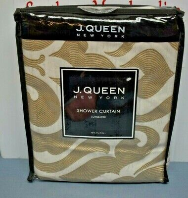 J. Queen New York Shower Curtain Lombardi
