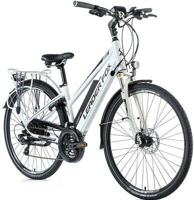 28 Zoll Damen Elektrofahrrad E-Bike Pedelec Trekking City Bike Sandy Lady 2019