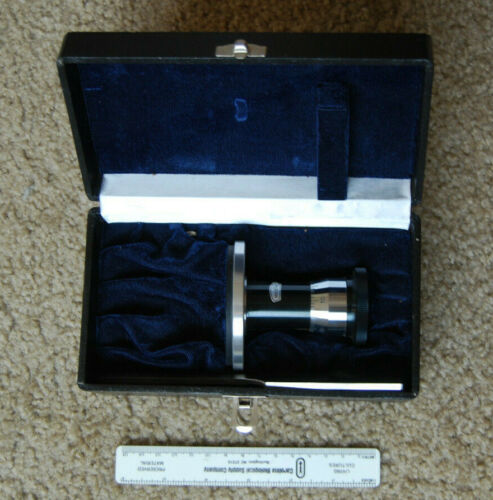 Wolfe Cylinder Microtome in box - made in Japan