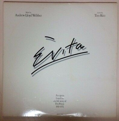 Julie Covington Andrew Lloyd Webber (1976 MCA 2LPs Playtested MCAZ11003) Evita