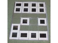 Slide sorting before digitising: Kunze Journal J24S cassette for 24 slides 35mm, up to 2mm thickness