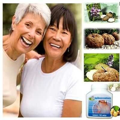 - Herbal Menopause Hormone Women Pills Replacement Therapy Prevent Aging Healthy