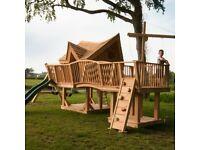 Bespoke playhouse