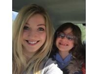 Seeking family to au pair/nanny for in brighton area