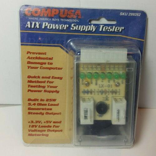 CompUSA ATX Power Tester,  20-pin