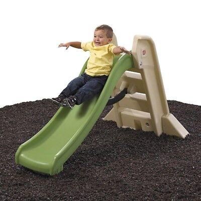 Slide for Kids Outdoor Indoor Backyard Patio Play Set Folding Toddler Climber ()