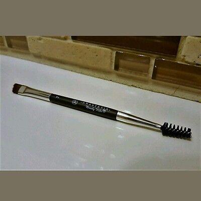 Anastasia Beverly Hills Fill Duo Angle Spooley Brow Brush #7 Bold Eyebrow Makeup