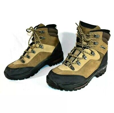 Lowa SPS Size 7.5 Mens Brown Hiking Boots - Rated As Best! EXCELLENT!!! Slim Toe
