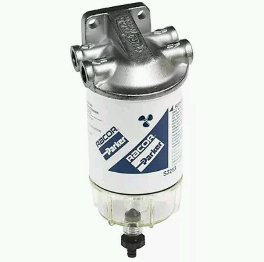 FUEL FILTER FUEL//WATER SEPARATOR KIT GAS 10 MICRON 7-6879 UNIVERSAL BOAT MARINE