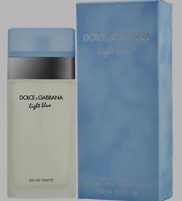 Dolce & Gabbana Light Blue 3.3oz Women's Eau de Toilette