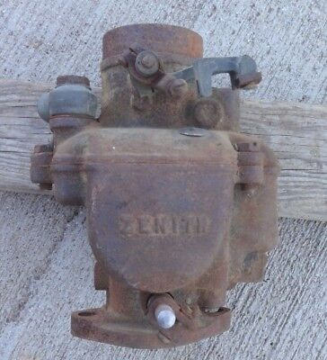 Zenith Carburetor 9232c Military Truck Tractor International Dodge Jeep 347308