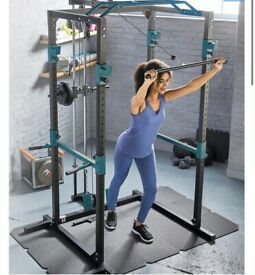 Multifunction Power Rail Multi Gym