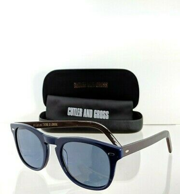 Brand New Authentic CUTLER AND GROSS OF LONDON Sunglasses M : 1032 C : NACH (Brand Of Sunglasses)
