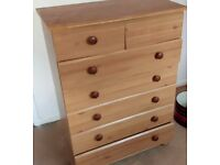 7 Drawer - Chest of Drawers