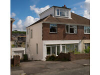 4 Bedroom, plus office, semi-detached house in Woodford, Plympton