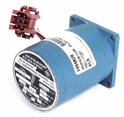 Superior Electric Slo-syn M062-fd09 Stepper Motor M062fd09