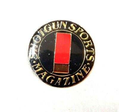 "Two Winchester 12 GA 7//8/"" Red Mini Shotshell Collectible Hatpins //Tie Tac"