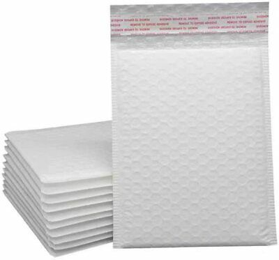 100 Cd 7.25x8 Prinko Brand Poly Bubble Mailers Padded Envelope 7.25 X 8