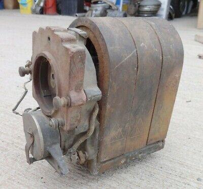 Vintage Brass Zz Magneto Cw Delco Bosch 2 Cylinder