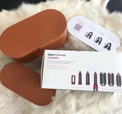 Neu Dyson Airwrap™ Complete Neuwertig Haarstyler Anthrazit/Fuchsia 2 Jr Garantie