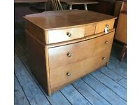 Four Drawer Vintage Chest by Stag